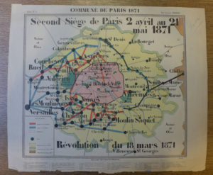 Mapping The Bloody Week The Last Days Of The Paris
