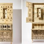 Architettura Trumeau: Piero Fornasetti and Gio Ponti's Small Scale Architecture (1951)