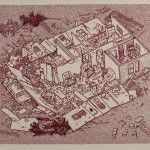Suburbia and Other Catastrophes: Drawings by Jeremy Profit