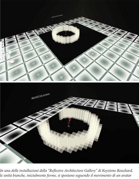 reflexive architecture gallery