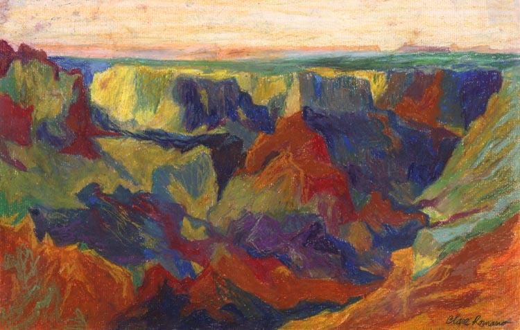 Colorado Canyons.