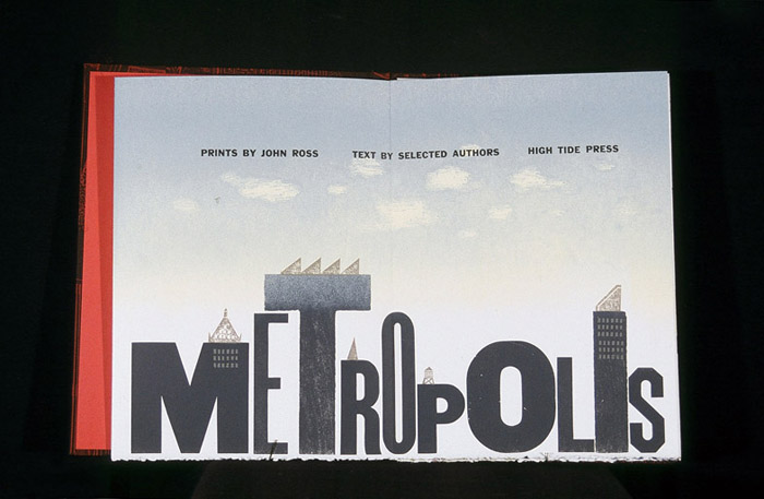 Title Page from Metropolis