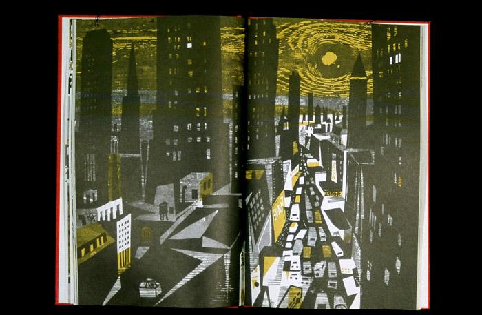 Manhattan Island - Broadway 1957
