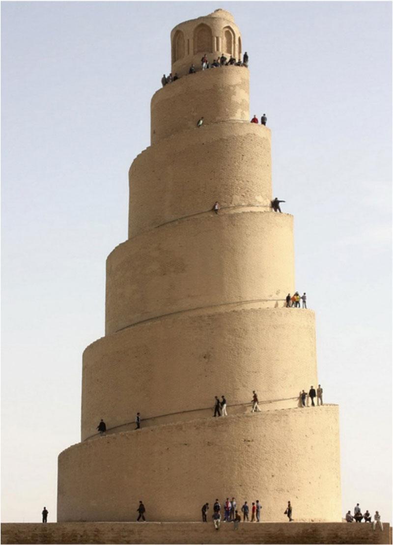Great Mosque of Samarra mynaret
