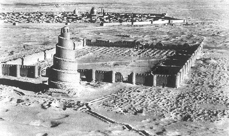Great Mosque of Samarra