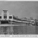 A Building is an Island is a Building: The Île Seguin Renault Factory in Paris
