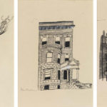 Ben Shahn, Untitled Drawing Series, (1948)
