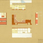 Colourful Interior Design for the Sonneveld House (Brinkman and Van der Vlugt, 1929-1933)