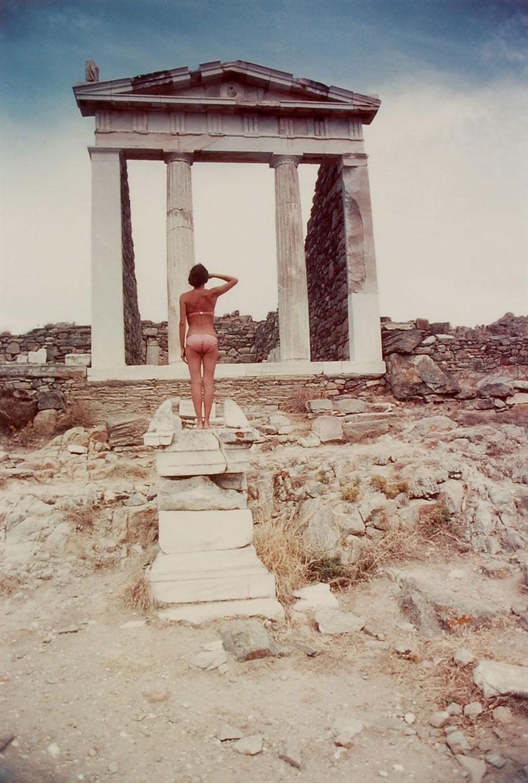 La mia fidanzata saluta l'architettura, 1978