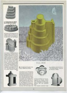 Indian Memory: A Series of Ceramics by Ettore Sottsass Jr ...
