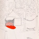 How Saul Steinberg sees Modern Living