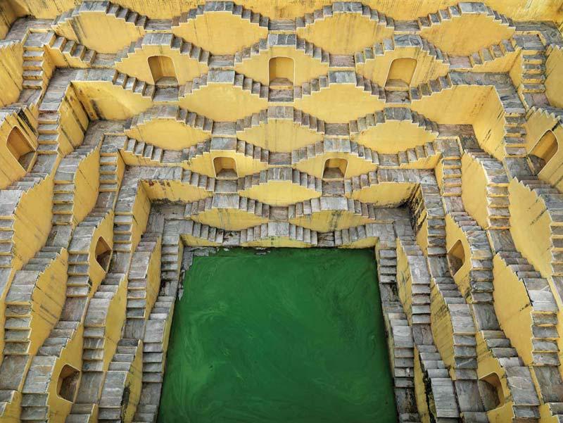 Panna Meena, Amber, Rajasthan, India,