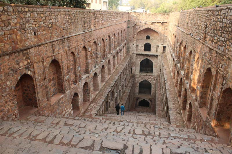 Agrasen ki Baoli, Jantar Mantar, New Delhi