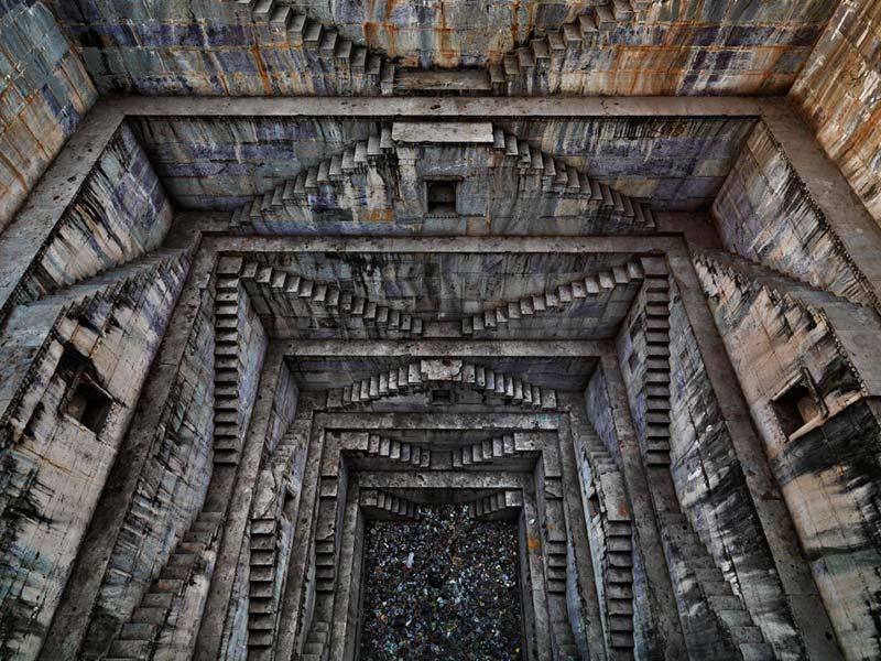 Sagar Kund Baori, Bundi, Rajasthan, India
