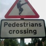 Silly crossing