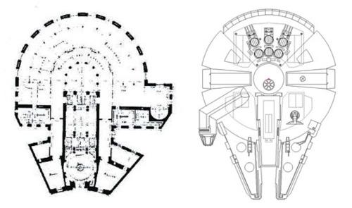 Look-a-like = Otto Wagner Vs. Star Wars – SOCKS
