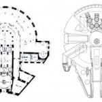 Look a like = Otto Wagner Vs. Star Wars