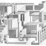 Building Space Like a Construction Game: Marion Verboon's Drawings