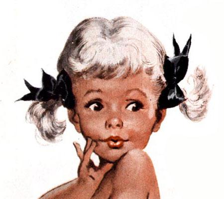 vintage ad sets on flickr
