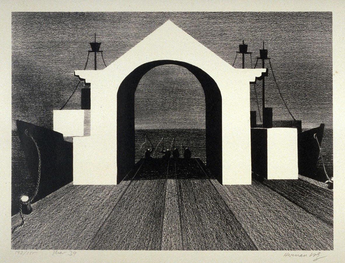 """Pier 39"", 1940"