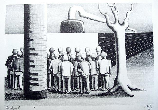 """Lockout"", c. 1938"