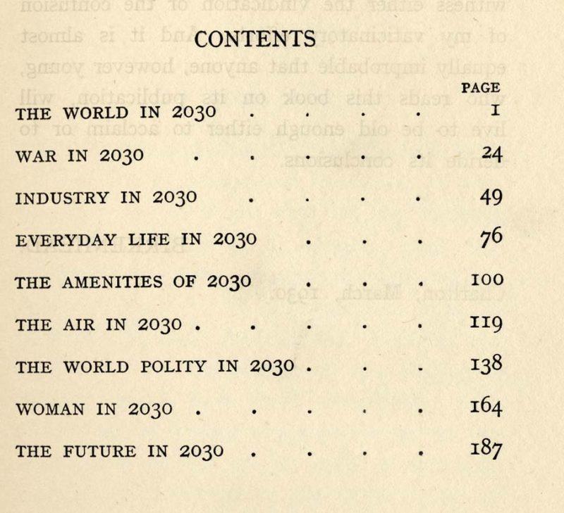 McKnight Kauffer's The World in 2030 – SOCKS